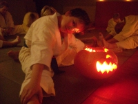 Halloween 2015 Kyokushin Gdynia