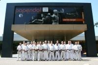 Zachodnioeuropejski Obóz Kyokushin - Papendal 2015